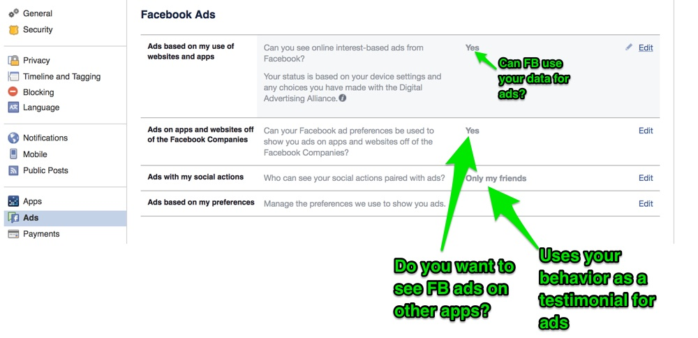 Facebook-ads-preferences