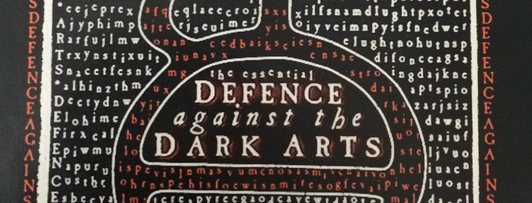 Defense against the dark arts of the internet